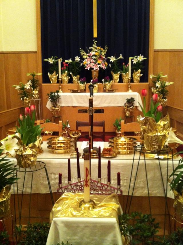 WACC Easter Worshp svc