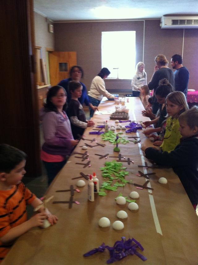 WACC Easter egg 3