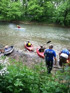 WACC Troop 98 kayak