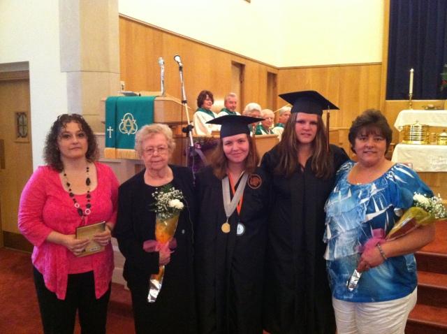 WACC Graduates